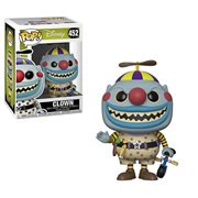 Nightmare Before Christmas Clown Pop! Vinyl Figure #452