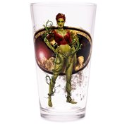 Batman Arkham Asylum Poison Ivy Toon Tumbler Pint Glass