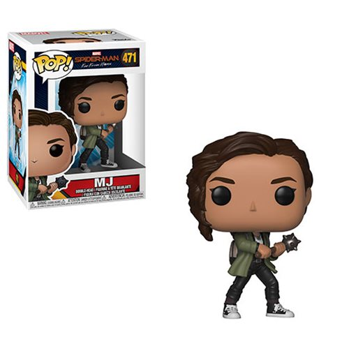 Spider-Man: Far From Home Mary Jane Pop! Vinyl Figure