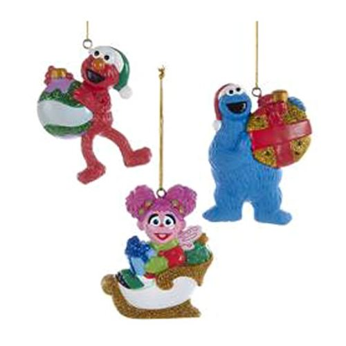 Sesame Street 3-Inch Personalization Ornament Case