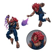Street Fighter V Akuma 1:12 Action Figure