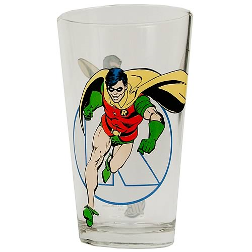 Robin Toon Tumbler Pint Glass