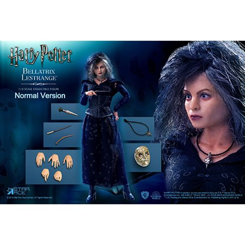 Harry Potter and the Deathly Hallows Bellatrix 1:8 Scale Action Figure