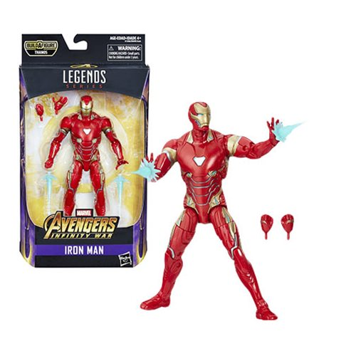 Avengers Marvel Legends Series 6-inch Iron Man Action Figure