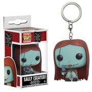 The Nightmare Before Christmas Sally Seated Pocket Pop! Key Chain