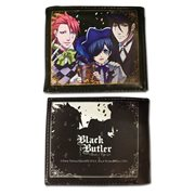 Black Butler Group Colored Ribbon Wallet