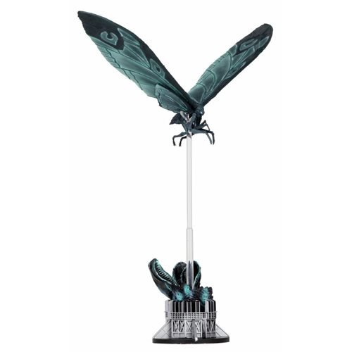 Godzilla King of Monsters Mothra Poster Ver. 12-Inch Figure