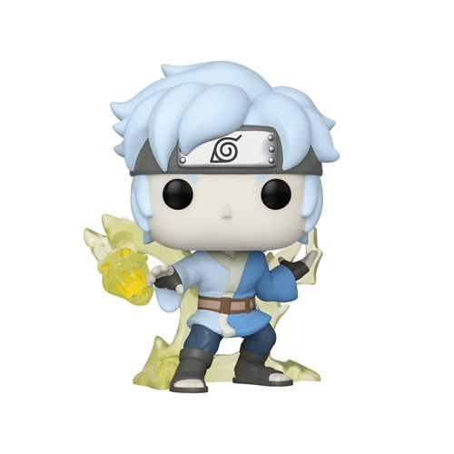 Boruto Mitsuki Pop! Vinyl Figure, Not Mint