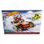 Hot Wheels Advent Calendar 2017