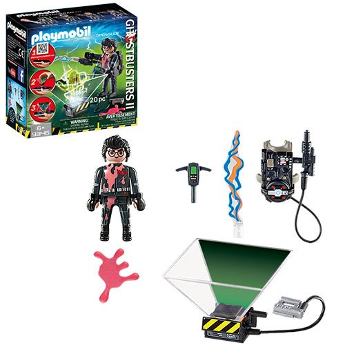 Playmobil 9346 Ghostbusters Playmogram 3D Egon Spengler