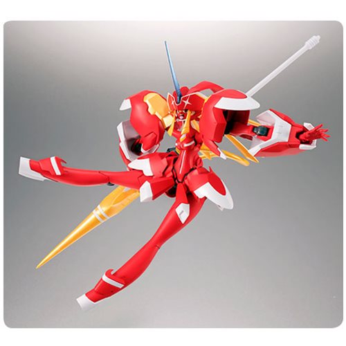 Darling in the Franxx Strelitzia XX Robot Spirits Action Figure