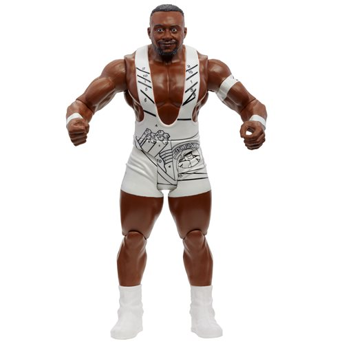 WWE Big E Basic Series 115 Action Figure