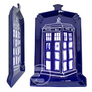 Doctor Who TARDIS Embossed Serving Platter