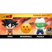 Dragon Ball Z Figural Bag Clip 3-Pack - San Diego Comic-Con 2020 Exclusive