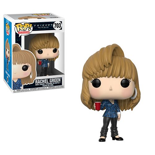 Friends Rachel Green 80's Pop! Vinyl Figure #703