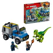 LEGO Juniors Jurassic World 10757 Raptor Rescue Truck
