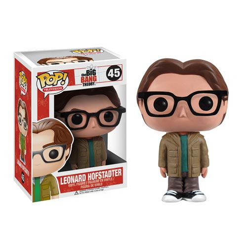 Big Bang Theory Leonard Hofstadter Pop! Vinyl Figure