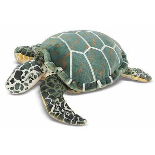 Sea Turtle Plush Toy