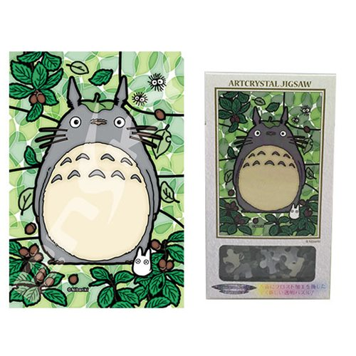 My Neighbor Totoro Totoro in the Forest Artcrystal Puzzle