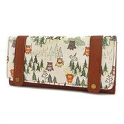 Star Wars Ewok Forest Trifold Wallet
