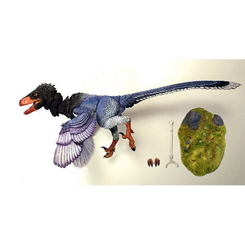 Beasts of Mesozoic Raptor Series Build-A-Raptor Set A 1:6 Action Figure