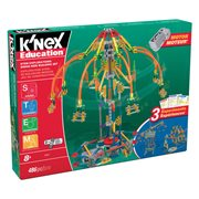 K'NEX Stem Explorations Swing Ride Building Set