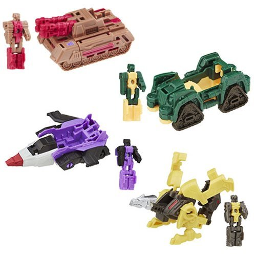 Transformers Generations Titan Masters Wave 2 Set