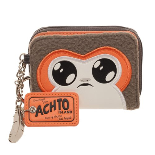 Star Wars: The Last Jedi Porg Juniors Mini Bifold Wallet
