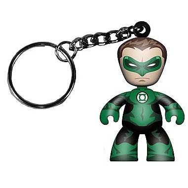 Green Lantern Movie Mini Mez-Itz Key Chain