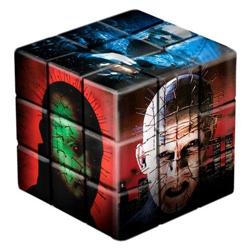 Картинки по запросу Puzzle Blox - Hellraiser - Pinhead (Hellraiser III Hell On Earth)
