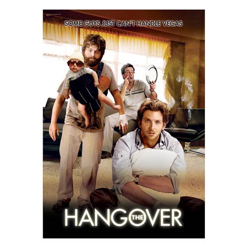 The Hangover Some Guys MightyPrint Wall Art Print