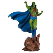 DC Super Powers Martian Manhunter Maquette Statue