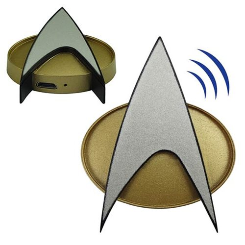 Star Trek: The Next Generation 30th Anniversary Edition Bluetooth Communications Badge