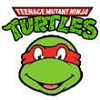 Teenage Mutant Ninja Turtles Head