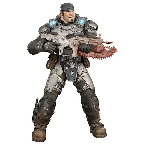 Gears Of War Marcus Fenix 2 12 Inch Action Figure
