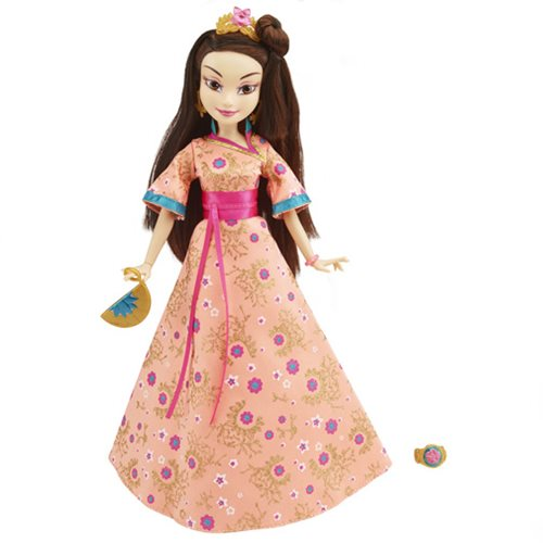Disney Descendants Coronation Lonnie Auradon Prep Doll, Not Mint