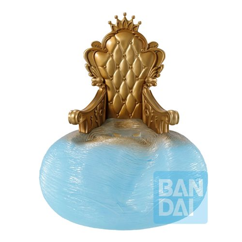 That Time I Got Reincarnated as a Slime Rimuru I Became A King Ichiban Statue