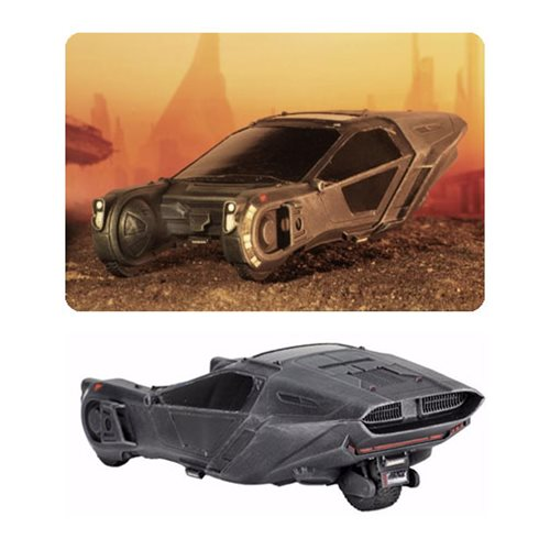 Blade Runner 2049 Spinner Cinemachines 6-Inch Die-Cast Metal Vehicle