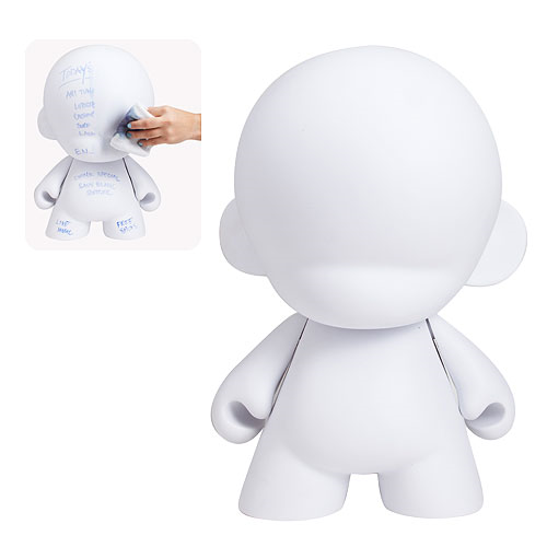 Mega MUNNY  Reusable DIY Toy - White