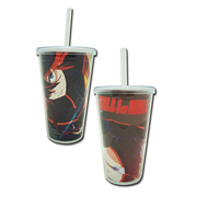 Kill la Kill Ryuko Tumbler with Lid