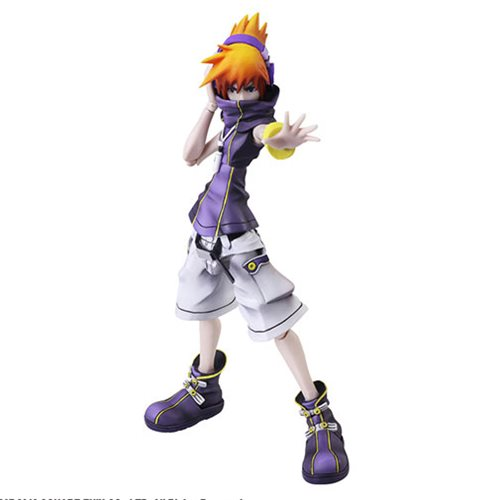 The World Ends With You Final Remix Neku Sakuraba Action Figure