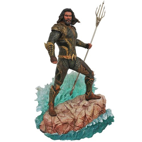 Justice League Movie Aquaman Gallery Statue