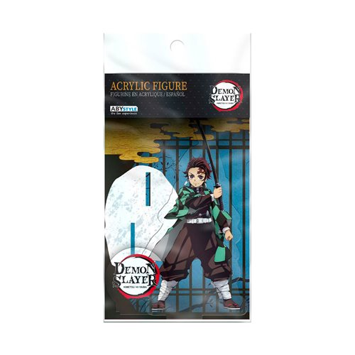 Demon Slayer Tanjiro Kamado Acrylic Figure