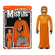 The Misfits Halloween Orange Fiend 3 3/4-Inch ReAction Figure