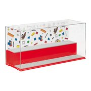 LEGO Red Play and Display Case