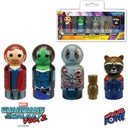Guardians of the Galaxy Vol. 2 Pin Mate Wooden Figure Set of 5