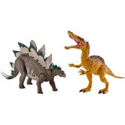 Jurassic World Mega Dual Attack Action Figure Case