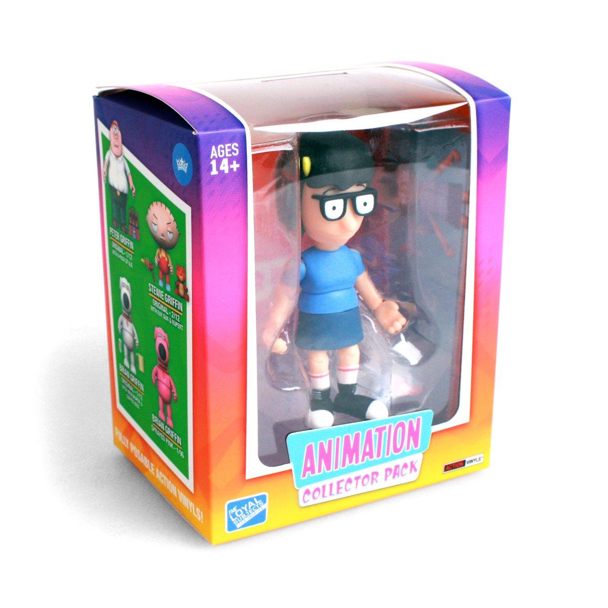 Bobs Burgers Tina Action Figure