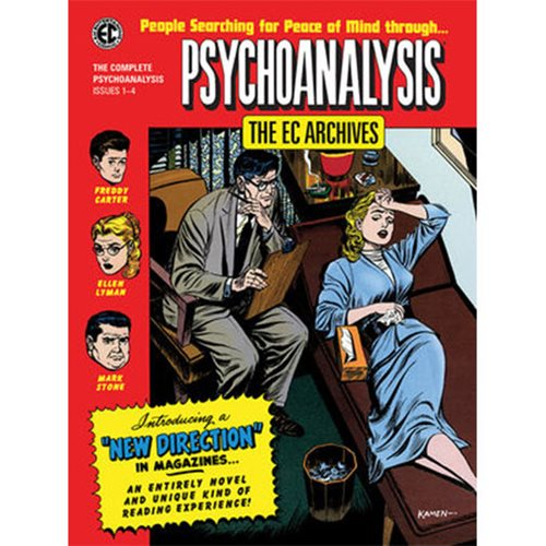 The EC Archives: Psychoanalysis Hardcover Book