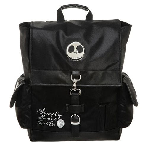 Nightmare Before Christmas Square Backpack